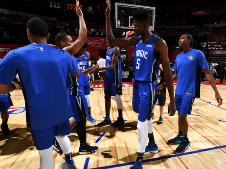 2018 Las Vegas Summer League Photos: Mo Bamba