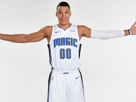 Poised and Determined Aaron Gordon Key to Magic's Progress