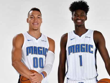 Film Room: Magic Forwards Already Terrific Defensive Tandem