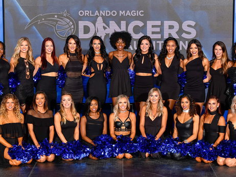 Orlando Magic Dancers Excited to Get 2017-18 Season Started