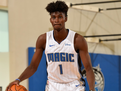 Frank Vogel Impressed With Jonathan Isaac on Opening Day of Training Camp