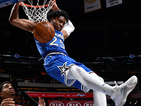 Iwundu Continues To Do All The Dirty Work For Magic