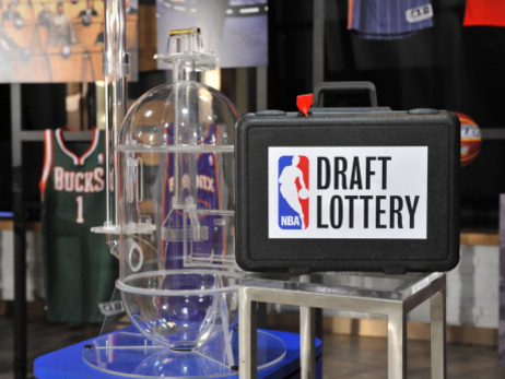 2017 NBA Draft Lottery Odds
