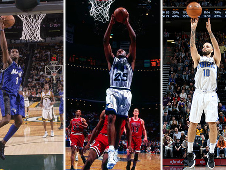 Ranking Top 10 Shooting Guards in Magic History