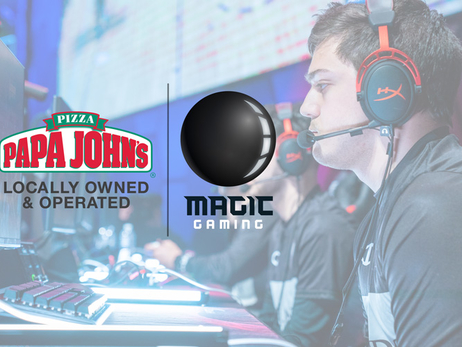 Papa John's Ecstatic to Team Up With Magic Gaming