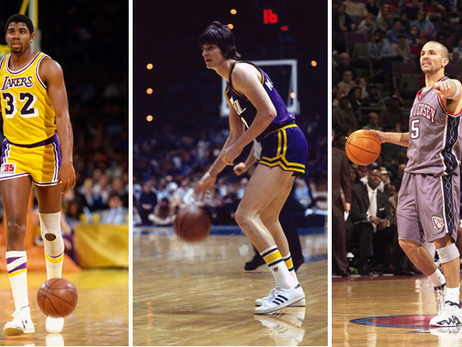 Ranking Top 10 Passers in NBA History