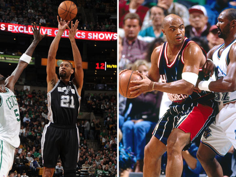 Ranking 70 Greatest Power Forwards in NBA History