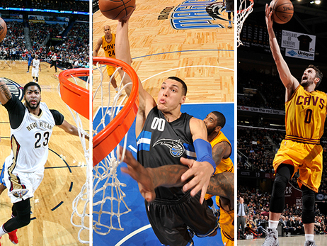 Ranking NBA's Best Power Forwards in 2016-17 Season