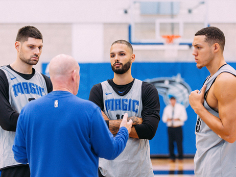 Magic Players Eager to Try and Snap Drought Against Hornets, Beat Clifford's Former Team