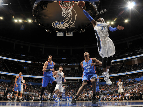 Film Room: Terrence Ross Having Success With Magic