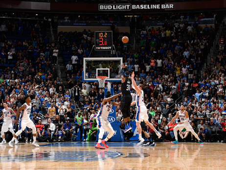 Ross Hits Clutch Three in Magic's Comeback Win Over Sixers
