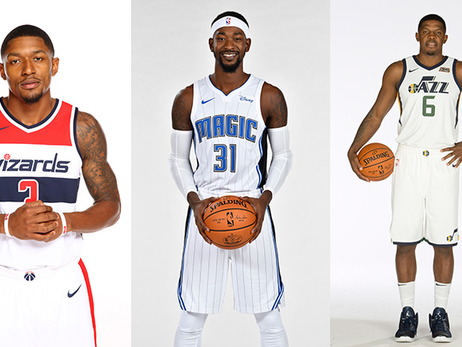 NBA Stars Then and Now: Shooting Guards