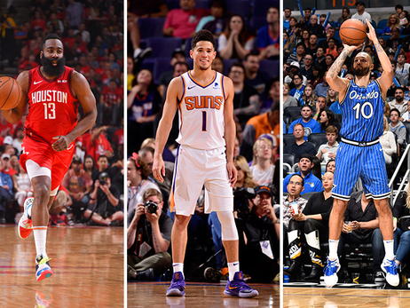 Ranking NBA's Best Shooting Guards for 2019-20 Season