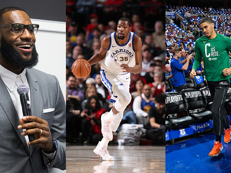 Ranking NBA's Best Small Forwards for 2018-19 Season