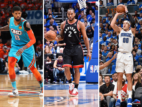 Ranking NBA's Best Small Forwards in 2018-19