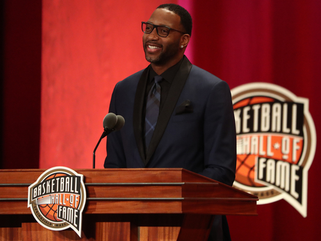 Magic Name Tracy McGrady Special Assistant to the CEO
