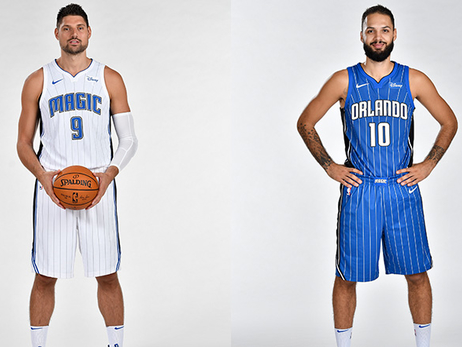 Film Room: Nikola Vucevic and Evan Fournier Have Outstanding Chemistry