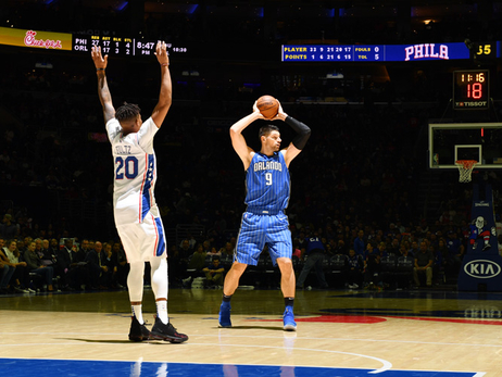 Passing Has Become One of Vucevic's Top Strengths