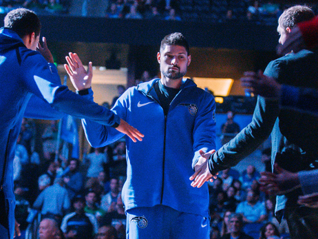 Vucevic Continues to be Magic's Stabilizing Force