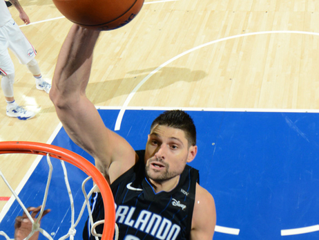 Winning is What Matters Most to Nikola Vucevic