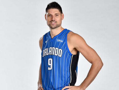 Vucevic Excited to Put Uniform Back On and Join Teammates on Court