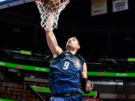 2017-18 Player Review: Nikola Vucevic