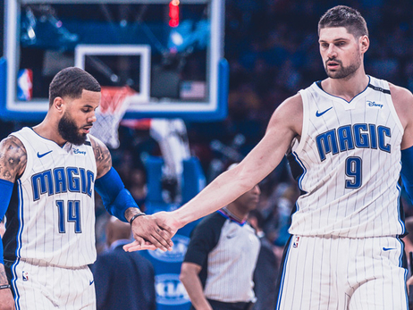 2017-18 Photos: Nikola Vucevic