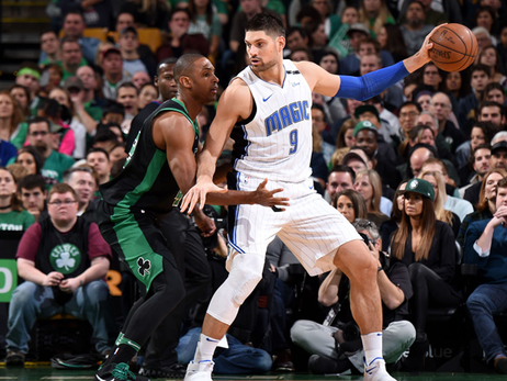 Film Room: Vucevic Has Become Elite Passer
