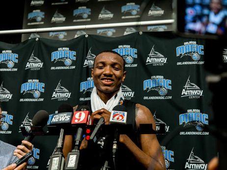 Magic Draft Workout Photos: Wendell Carter Jr.
