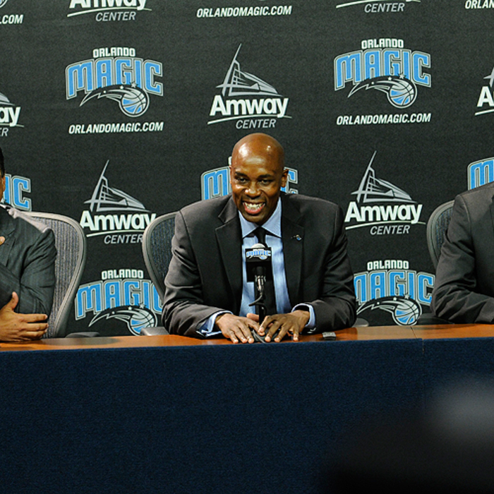 Photos: Vaughn's Press Conference