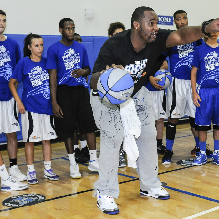 Photos: Glen Davis' Magic Camp
