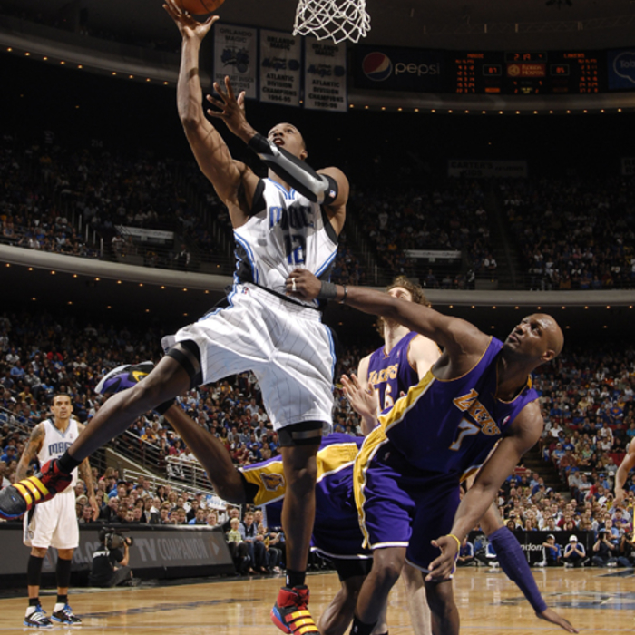 0910 VS LA Lakers 03/07/2010