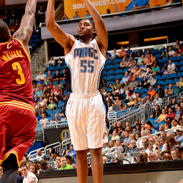 Player Profile: E'Twaun Moore