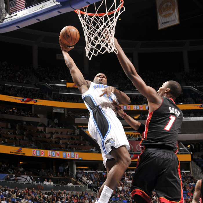 Magic vs. Heat (12/31/12)