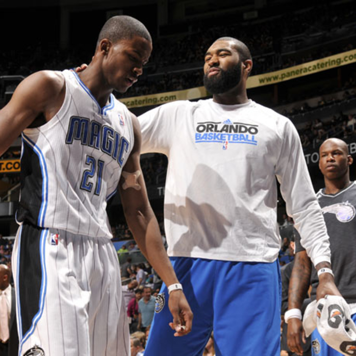 Magic vs. Cavaliers (02/23/13)