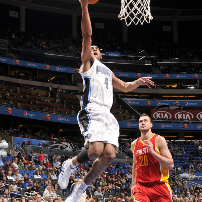 Magic vs. Rockets (03/01/13)