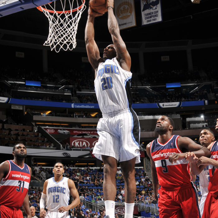 Magic vs. Wizards (3/29/13)