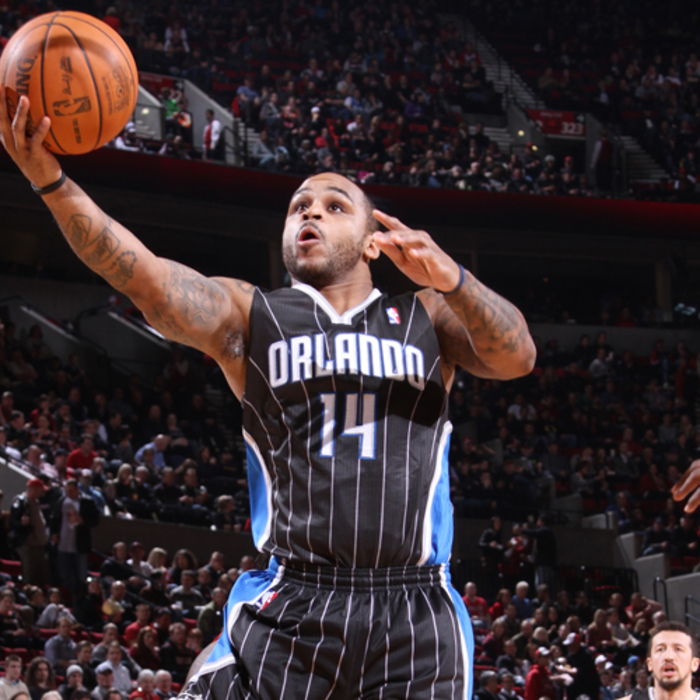 Photos: Magic at Blazers (1/11/12)