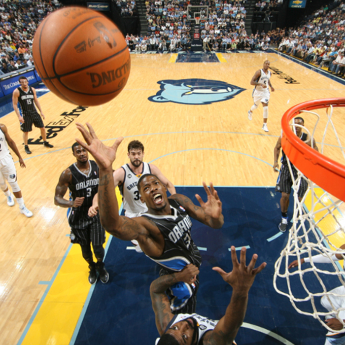 Photos: Magic at Grizzlies (4/26/12)