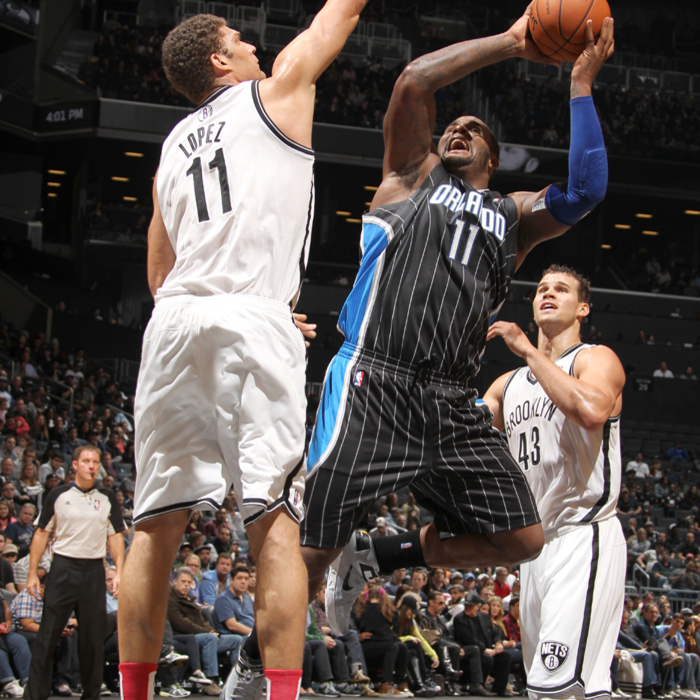 Magic at Nets (11/11/12)