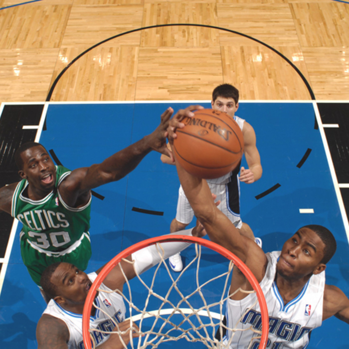 Magic vs. Celtics (11/25/12)