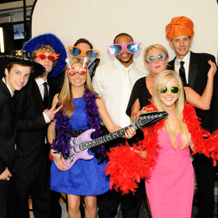2012 OMYF Black Tie & Tennies Gala: Activities