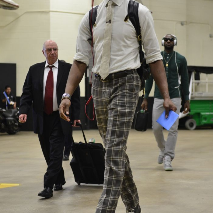 2013 NBA Playoff Fashion: Approve or Disapprove?