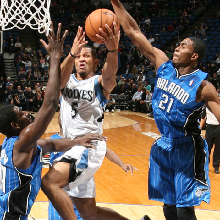 Magic at Timberwolves (11/7/12)
