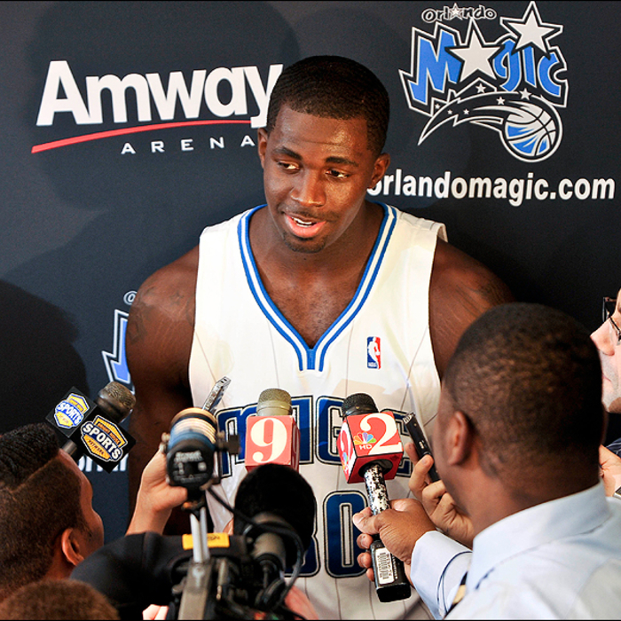 Brandon Bass Press Conference