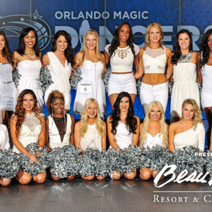 2013-14 Orlando Magic Dancers