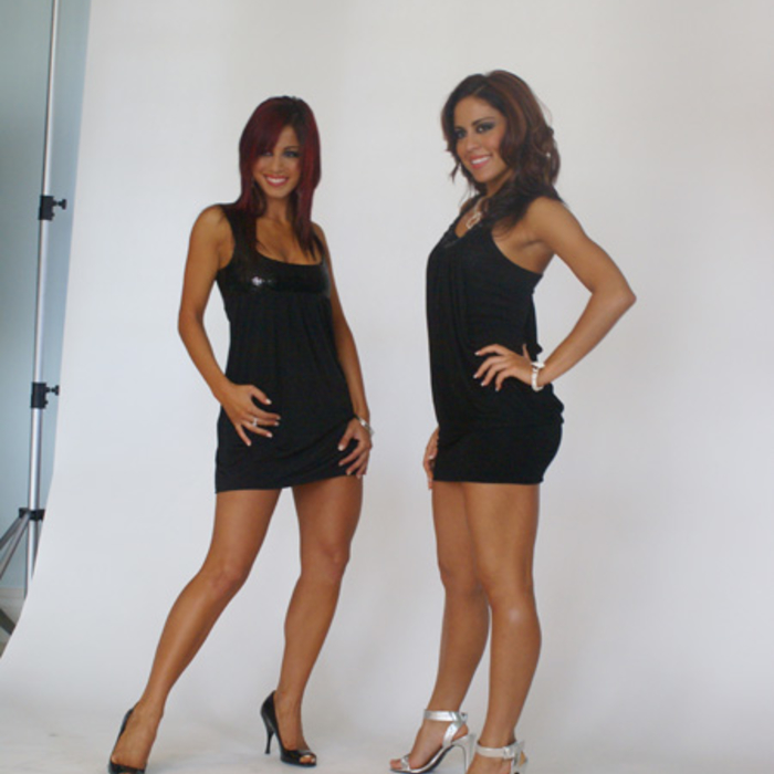 Behind-the-scenes: Kelly and Krizia