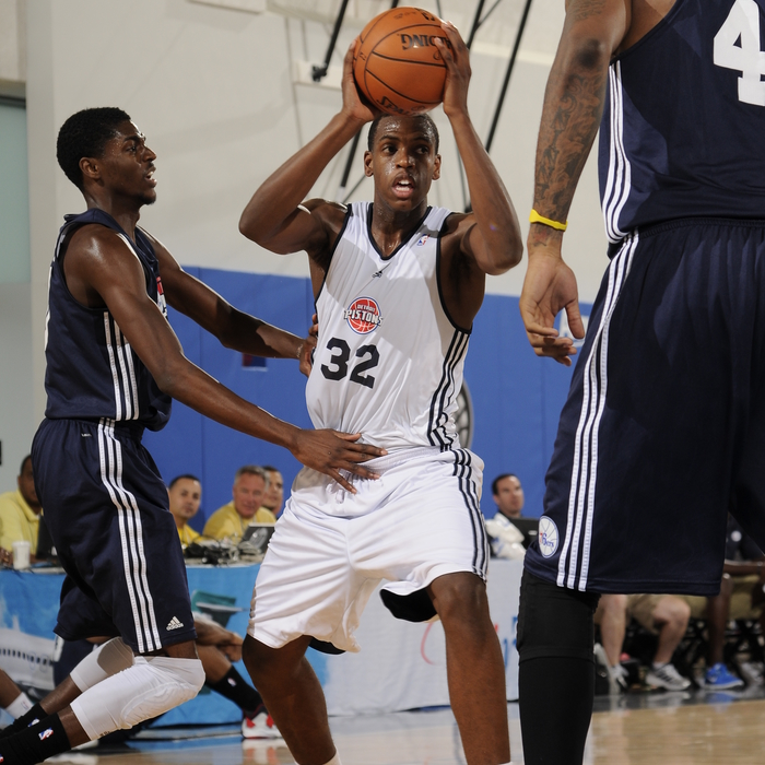 2012 AirTran Airways Orlando Pro Summer League: Day 5