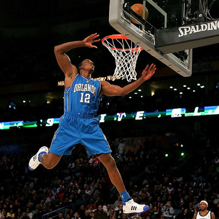 2008 Slam Dunk Contest Photo Gallery