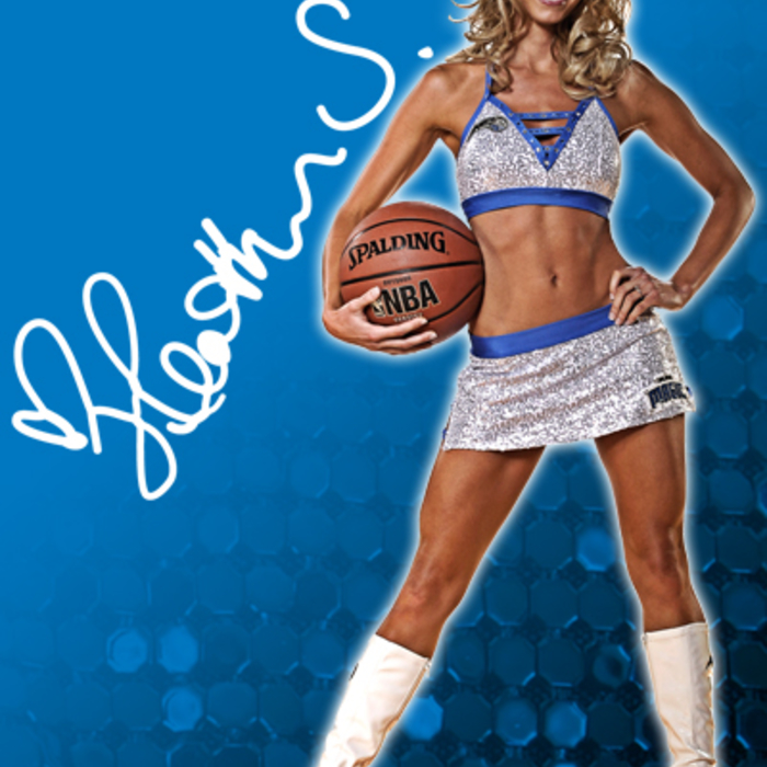 2010-11 Orlando Magic Dancers: Heather S